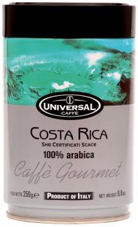 Кофе в зернах Universal Costa Rica 250 гр*8шт